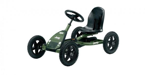 BERG Buddy Jeep Pedal-Gokart