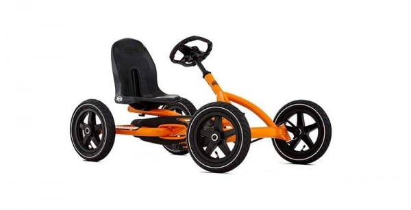 BERG Pedal-Gokart Buddy Orange