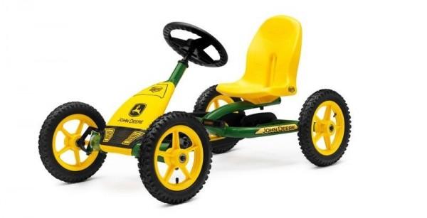 BERG Pedal-Gokart Buddy John Deere